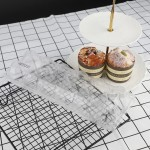 Betose Egg Cartons Plastic Disposable Egg Tray Egg Carton Holder Clear Egg Tray Holder for Refrigerator Groceries